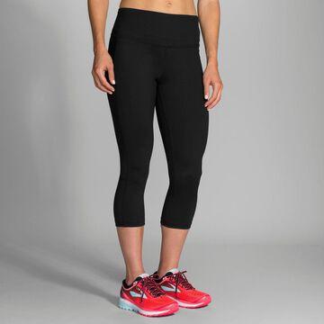 Brooks Womens Greenlight Running Capri Pant