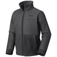 Columbia Boy's Steens Mountain Overlay Omni-Shield Jacket