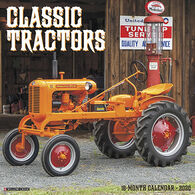 Willow Creek Press Classic Tractors 2020 Wall Calendar