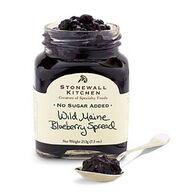 Stonewall Kitchen No-Sugar-Added Wild Maine Blueberry Spread, 7.5 oz.