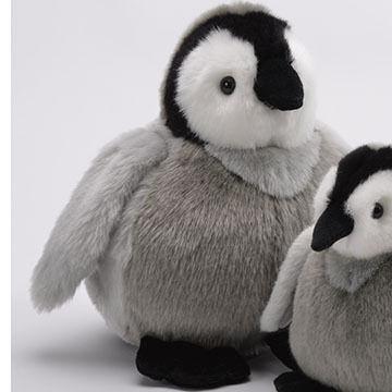 Unipak Designs Plush Penguin Plumpee