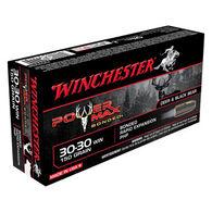 Winchester Power Max Bonded 30-30 Win 150 Grain HP Rifle Ammo (20)