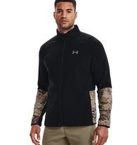Under Armour Men's UA Outdoor Polartec Forge Full Zip Jacket