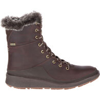 Merrell Women's Tremblant Ezra Lace Waterproof Ice+ Winter Boot
