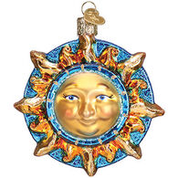 Old World Christmas Fanciful Sun Ornament