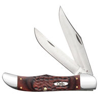 W.R. Case & Sons Hunter Standard Jig Wood Folding Knife