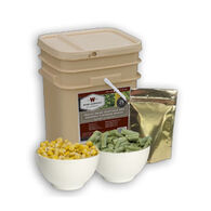 Wise 120 Serving Freeze Dried Vegetable & Sauces Grab & Go Food Kit