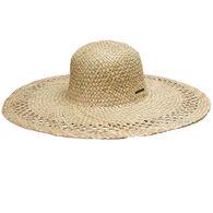 O'Neill Women's White Sands Straw Hat