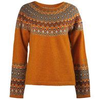Skhoop Women's Jeanette Long-Sleeve Sweater