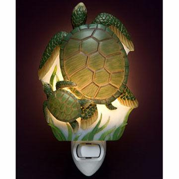 Ibis & Orchid Design Sea Turtles Nightlight