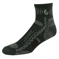 Point 6 Men's Hiking Tech Light Mini Crew Sock