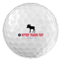 Srixon Soft Feel 11 KTP Moose Logo Golf Ball