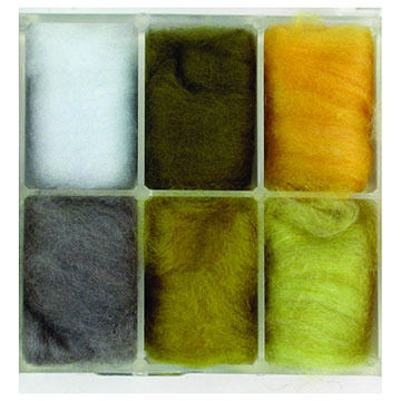 Wapsi Super Fine Dubbing Fly Tying Material