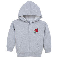 ESY Toddler Boys' & Girls' Full-Zip Lobster Sweatshirt