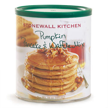 Stonewall Kitchen Pumpkin Pancake and Waffle Mix, 16 oz.