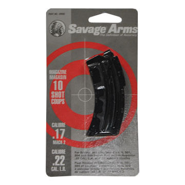 Savage Arms 17 Cal. MK II / 22 Cal. LR 10-Round Magazine