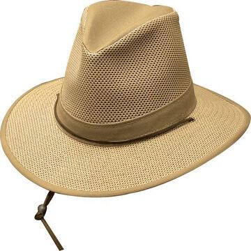 Henschel Mens Aussie Crushable Mesh Breezer Hat