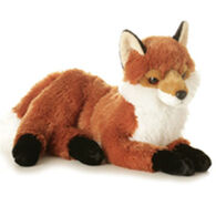 "Aurora Fiona Fox 12"" Plush Stuffed Animal"