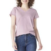 Dickies Women's V-Neck Short-Sleeve T-Shirt