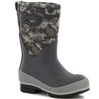 Western Chief Boys' Digi Camo Neoprene Winter Boot