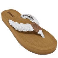 Tidewater Sandals Women's Nantucket Flip Flop Sandal