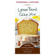 Stonewall Kitchen Lemon Pound Cake Mix, 19 oz.
