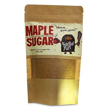 The Wild Yum Granulated Maple Sugar