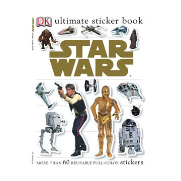 Ultimate Sticker Collection: Star Wars By DK Publishing