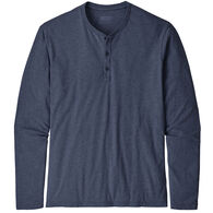 Patagonia Men's Organic Cotton Lightweight Henley Long-Sleeve Pullover
