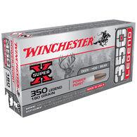 Winchester Super X 350 Legend 180 Grain Power-Point  Rifle Ammo (20)