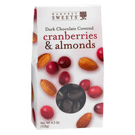 Cape Cod Provisions Dark Chocolate Covered Cranberries & Almonds