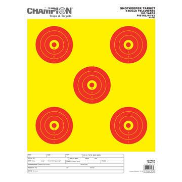 Champion Shotkeeper Target - 12 Pk.