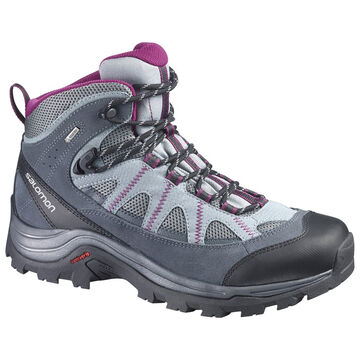 Salomon Womens Authentic Leather GTX Hiking Boot