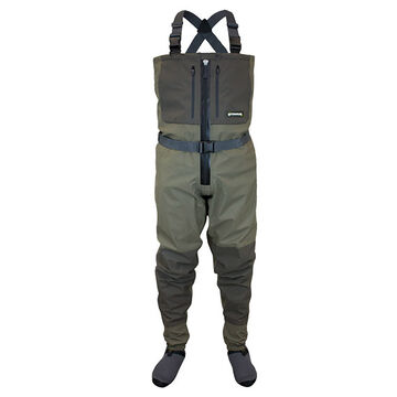 Compass360 Mens Deadfall Z Breathable Stockingfoot Chest Wader