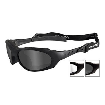 Wiley X XL-1 Advanced Changeable Series Sunglasses 2 Lens Package