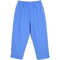 Sea Breeze Women's Crinkle Capri Pant