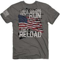 Buck Wear Men's Colors Reload Short-Sleeve T-Shirt