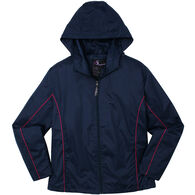 Kenpo Women's i5 Nylon Hooded Smart Jacket
