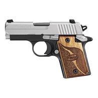 """SIG Sauer P938 SAS 9mm 3"""" 7-Round Pistol"""