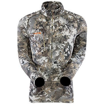 Sitka Gear Mens Core Heavyweight Half-Zip Jacket