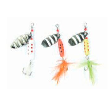 Eagle Claw Lake & Stream Hair Spinner - 3 Pk.
