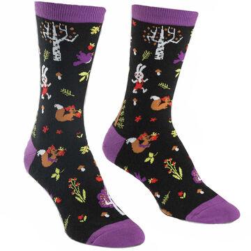 Sock It To Me Womens Forest Friends Sock