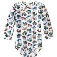 Carhartt Infant/Toddler Boys' Monster Truck Print Bodyshirt