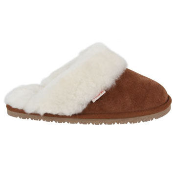Tamarac Women's Wool-Lined Scuff Slipper