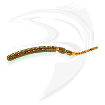 "Lake Fork Trophy Hyper Finesse Worm 4.5"" Lure - 15 Pk."