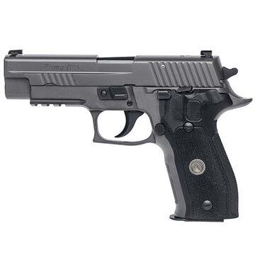 SIG Sauer P226 Legion SAO 9mm 4.4 10-Round Pistol
