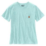 Carhartt Women's WK87 Workwear Pocket Short-Sleeve T-Shirt