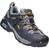 Keen Men's Detroit XT Low Steel Toe Waterproof Work Shoe