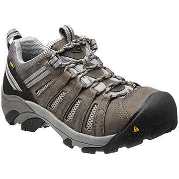 Keen Men's Flint Low Steel Toe Hiking Boot