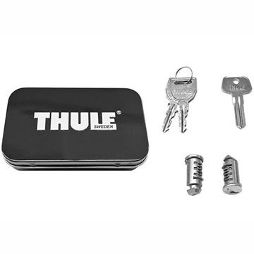 Thule One-Key Lock Cylinder - 2-8 Pk.